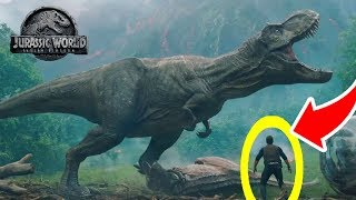 10 Things You Missed in Jurassic World Fallen Kingdom