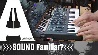 Sound Familiar? #5 - Arturia Microbrute, Roland Gaia SH-01 & Dave Smith Tempest