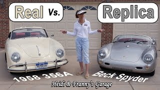 Real vs. Replica! - Which would you choose?