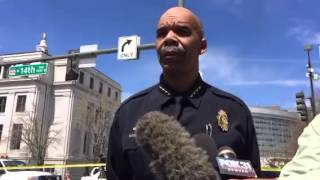 PRESS CONFERENCE: Bannock St. Officer-Involved Shooting