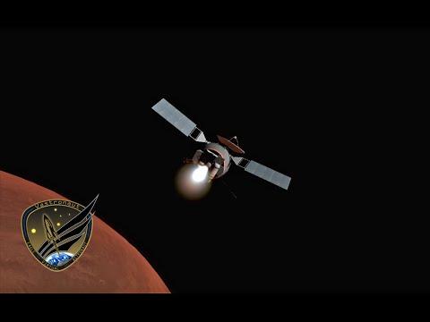 Mars - ARES Part 06 - Mars Reconnaissance Orbiter (MRO)