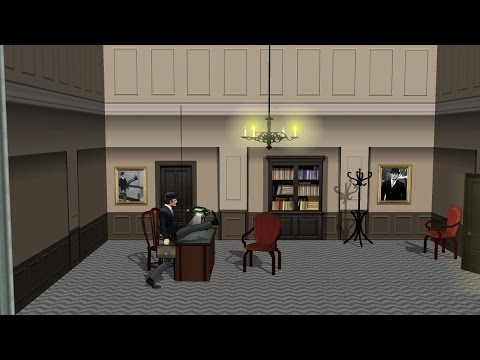 Monty Python's The Ministry of Silly Walks Game Trailer