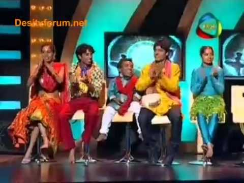 Shweta tiwari nd Saroj khan comments on aatamjeet lollipop dance (dance sangram)