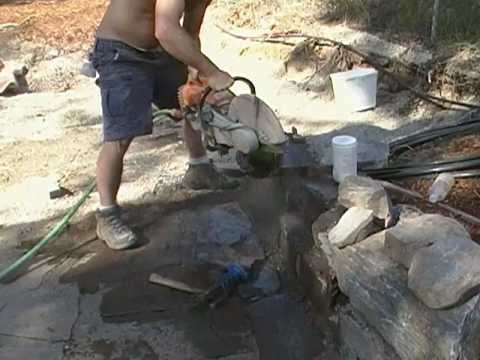 [How To Build A Mortar Firepit  (Part 8of9).MP4] Video