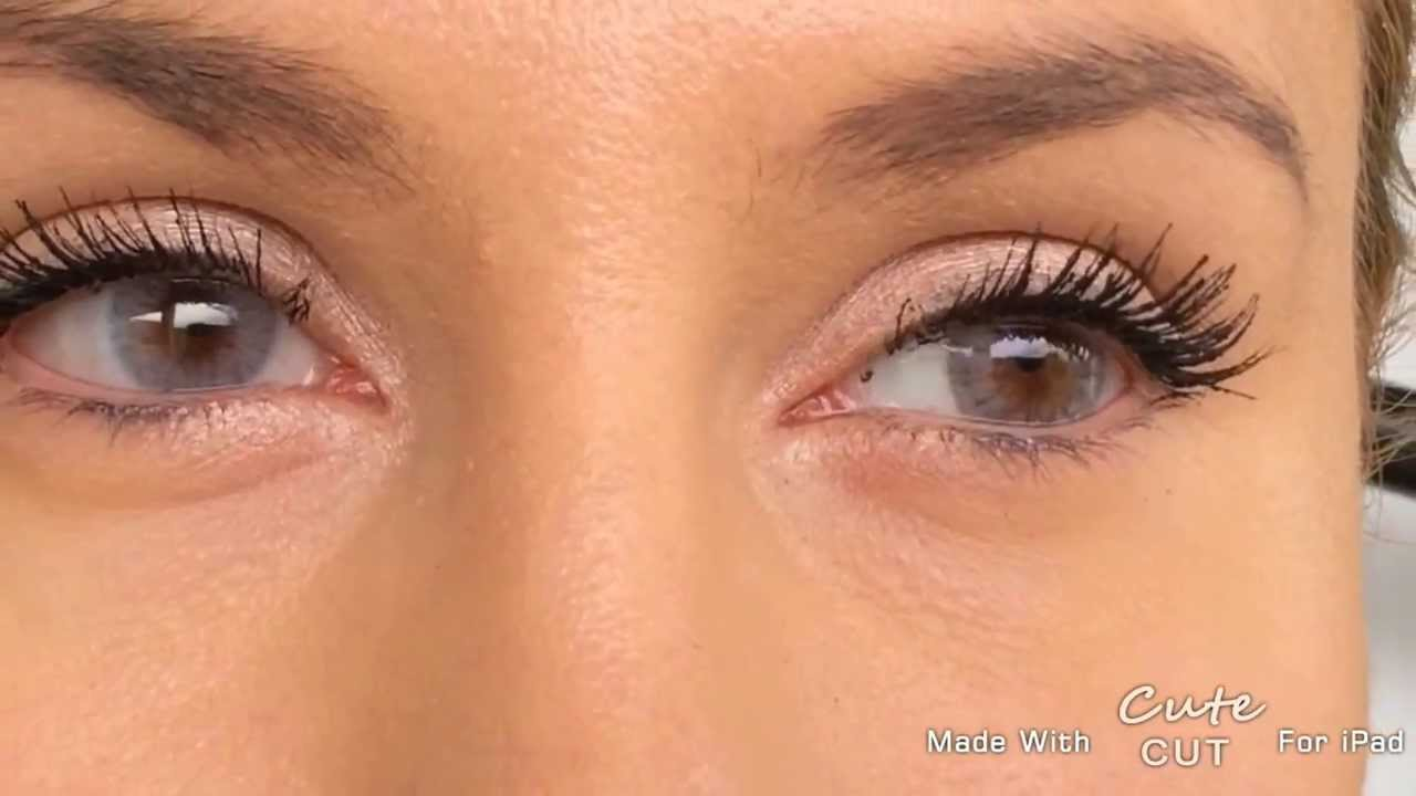 Natural Looking Contacts For Light Eyes