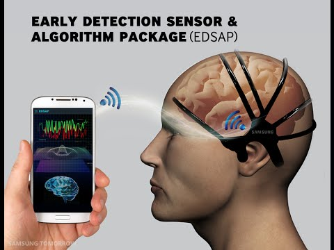 Wearable headset for stroke detection developed by Samsung engineers