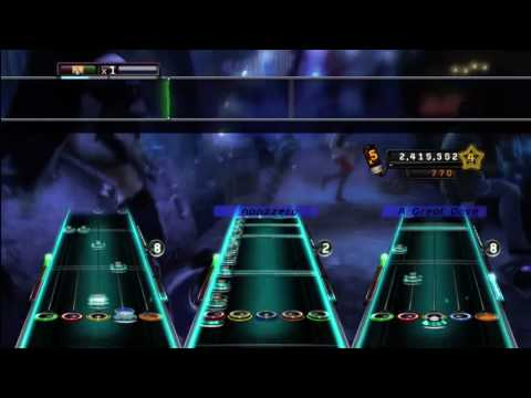 Sweet Leaf - Black Sabbath Expert Full Band Guitar Hero 5