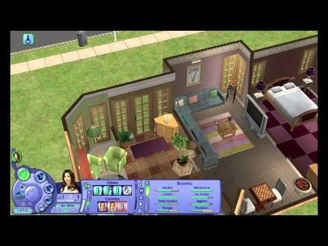 Les Sims 2 - Ca Faisait Longtemps !! (Partie 1/2)