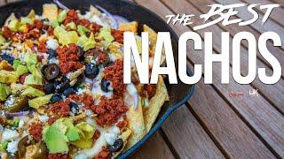 The Best Nachos Recipe | SAM THE COOKING GUY 4K