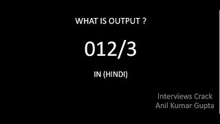 PHP INTERVIEWS QUESTION IN HINDI (1 to 4 years)