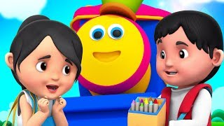 Give A Little Get A Lot | Bob The Train Shorts | Stories for Children