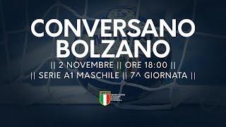 Serie A1M [7^]: Conversano - Bolzano 24-23