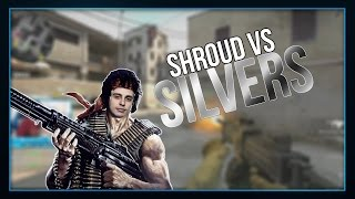 SHROUD VS SILVER [MATCHMAKING]