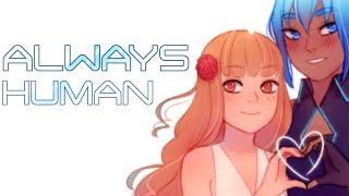 Always Human Trailer (Webcomic Dub)