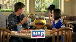 IHOP - Despicable Me Commercial