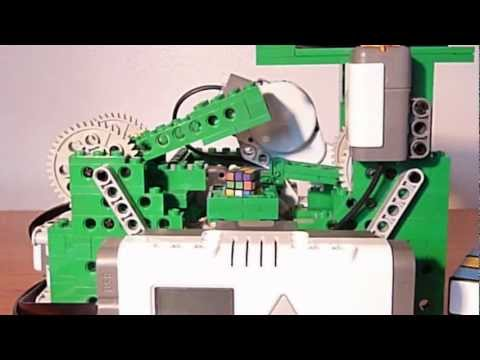 Watch LEGO���® MicroCuber