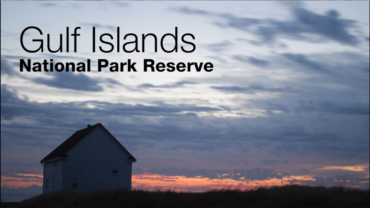 Gulf Islands National Park Reserve Of Canada