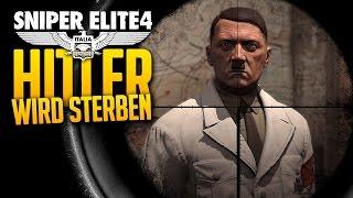 SNIPER ELITE 4 016  Wir tten Adolf Hitler