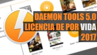 DAEMON Tools ULTRA 5.0 + LICENCIA DE POR VIDA! | ESPAÑOL | Windows 7/8/10 | 2017