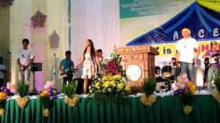 I worship YOU How Great rock medey @Albay Astro(Anointed Band).avi