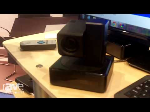 InfoComm 2014: VDO360 Intros the Compass Next Generation USB PTZ Camera