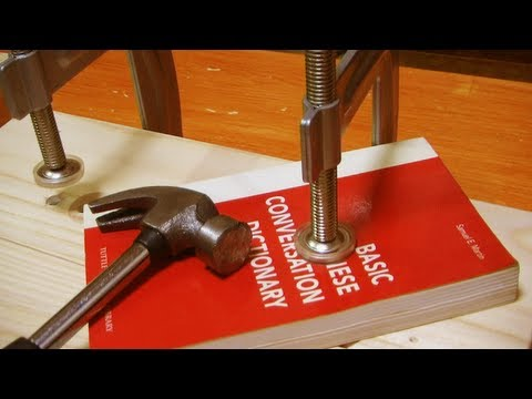 Easy.Fast & Cheap Method For PDF Book Binding