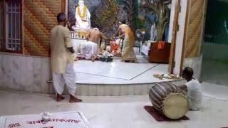 Sandhyarati at Loknath Temple,Siliguri,West Bengal,India