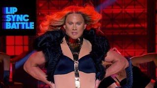Channing Tatum Beyonce 39 S 34 Run The World Girls 34 Vs Jenna Dewan Tatum 39 S 34 Pony 34 Lip Sync Battle