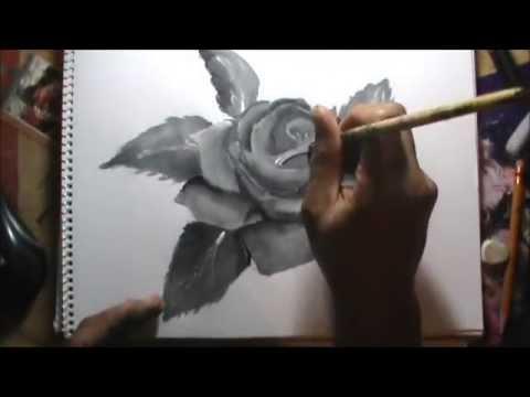 T cnicas de ilustraci n cap 5 pinturas acrilicas - Tonos de pintura ...