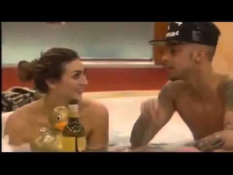 Dappy Jasmine Waltz and Luisa Zissman play truth or dare in Celebrity Big Brother 2014 Low Low ☺Dr
