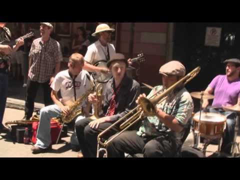 New Orleans Royal Street Musicians Music Videos