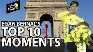 Tour de France 2019: Egan Bernal's top 10 moments | NBC Sports