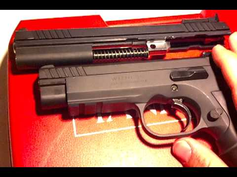 One year later: review of the EAA Witness .45 - .22 combo