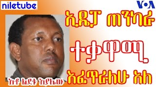 ኢዴፓ ጠንካራ ተቃዋሚ እፈጥራለሁ አለ EDP is creating a strong opposition - VOA Amharic (November 24, 2016)