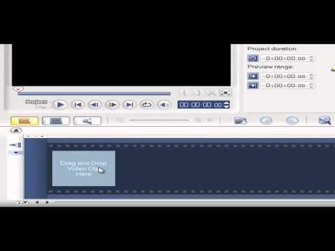 การใช้ ulead video studio v.11 ตอนที่ 1