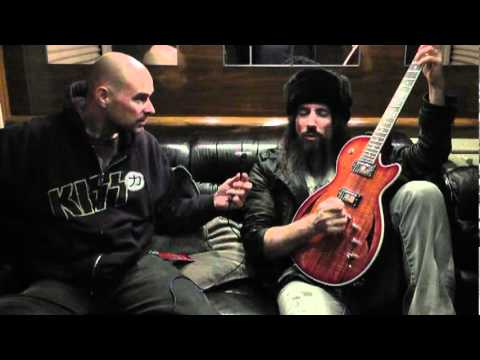 GUNS N' ROSES guitarist, Ron 'Bumblefoot' Thal - Part I (Hartford, CT - Nov. 19th 2011)