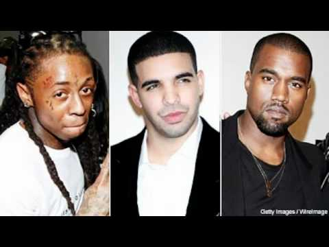 Kanye West - All Of The Lights (Remix) feat. Lil Wayne, Drake & Big Sean