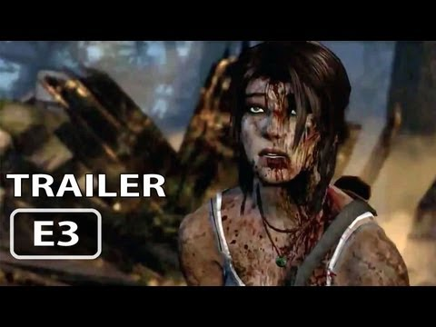 Tomb Raider : New Gameplay Trailer (E3 2012) Music Videos