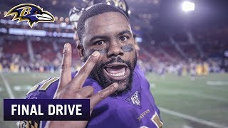 Mark Ingram is One of a Kind | Ravens Final Drive
