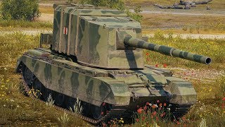 World of Tanks FV4005 Stage II - 8 Kills 11,3K Damage
