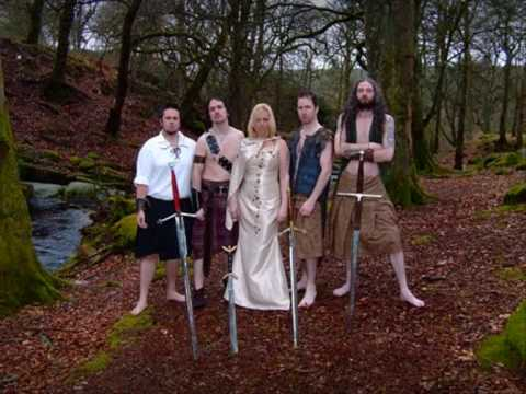Cruachan - Celtica (voice of The Morrigan)