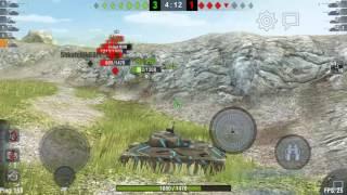 Взрывы БК (боеукладки)в WOT Blitz - ViYoutube