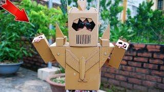 Trò Chơi Robot Biến Hình Đi Giải Cứu - Bé Nhím TV - Đồ Chơi Trẻ Em