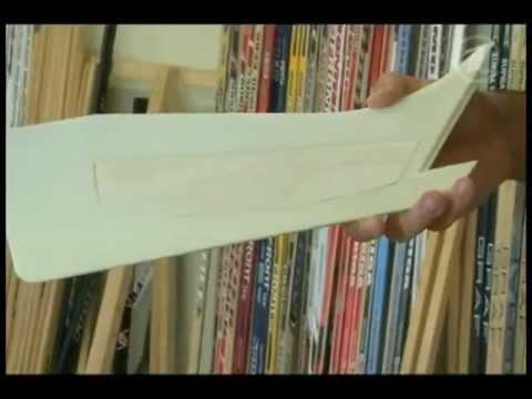 Как сделать клюшку из дерева в домашних условиях 121