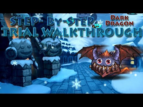[G&D] Dark Dragon Trial Step-by-Step Walkthrough