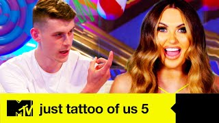 EP #4: Charlotte Dawson Is Not Impressed By Connor's Chat Up Line | Just Tattoo Of Us 5