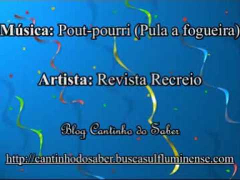 Titelbild des Gesangs Pula Fogueira von Chiclete Com Banana