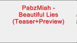 Watch Pabzmiah Beautiful Lies video