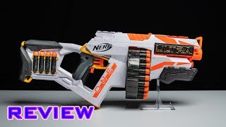 [REVIEW] Nerf Ultra One | Unboxing, Review, & Firing Demo