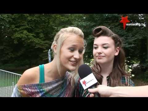 Jill & Lauren - Get up! (Junior Eurosong 2010)